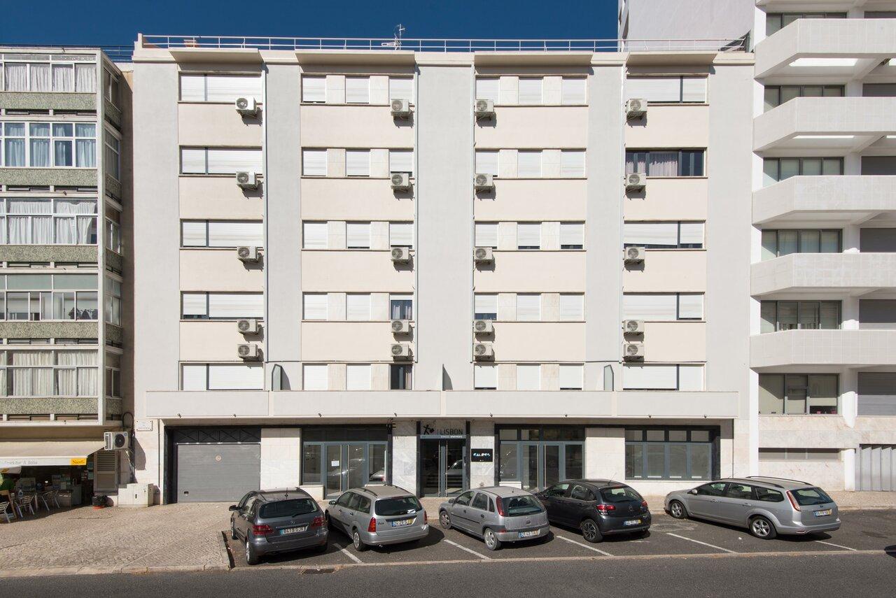Lisbon Serviced Apartmentos - Campos
