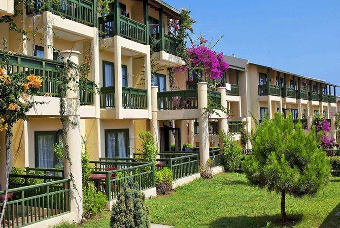 INCEKUM BEACH HOTEL (OZ HOTELS)