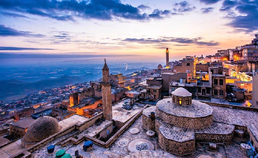 MESOPOTAMIA 2021 - Incursiune in sud estul Turciei