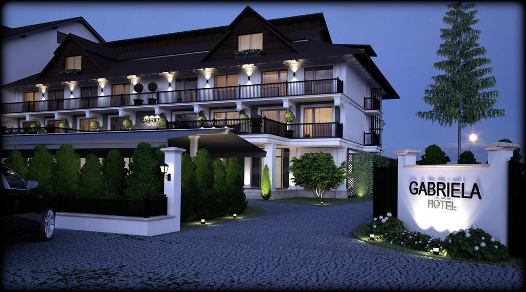 Hotel Gabriela (Viseul de sus)