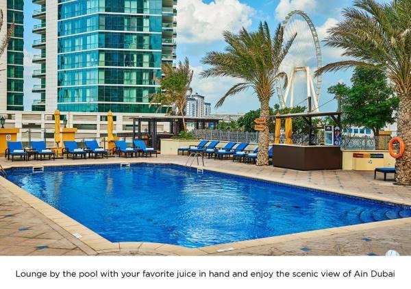 Ramada Hotel & Suites by Wyndham JBR (ex. Hawthorn Suites)