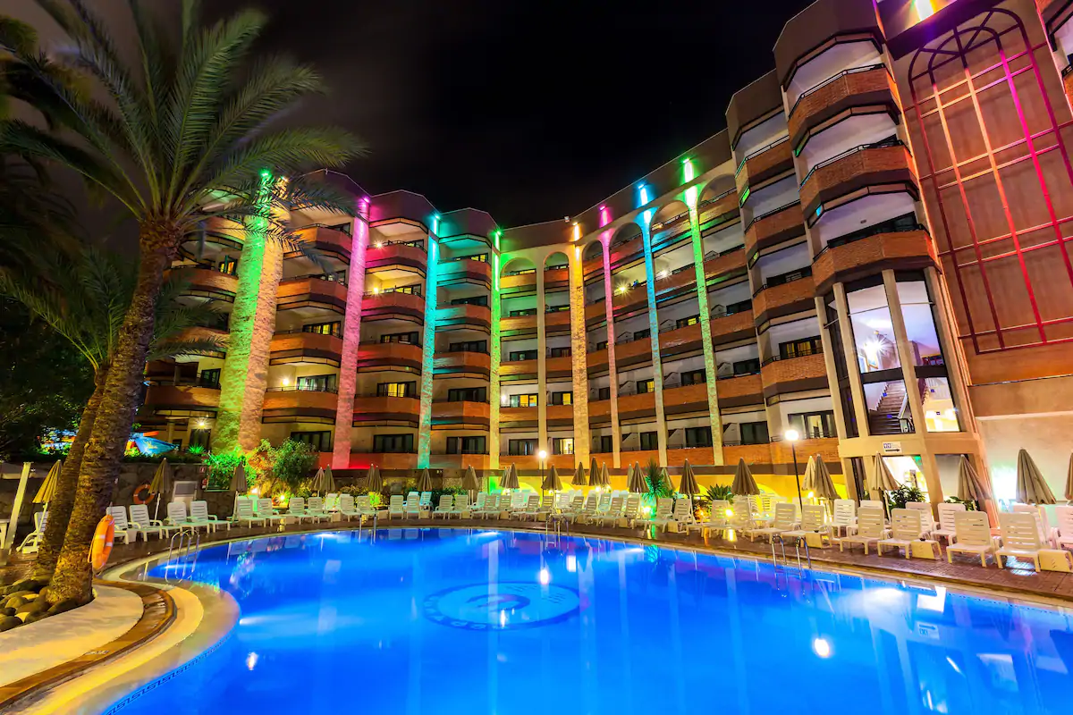 NEPTUNO MUR HOTEL -ADULT ONLY-