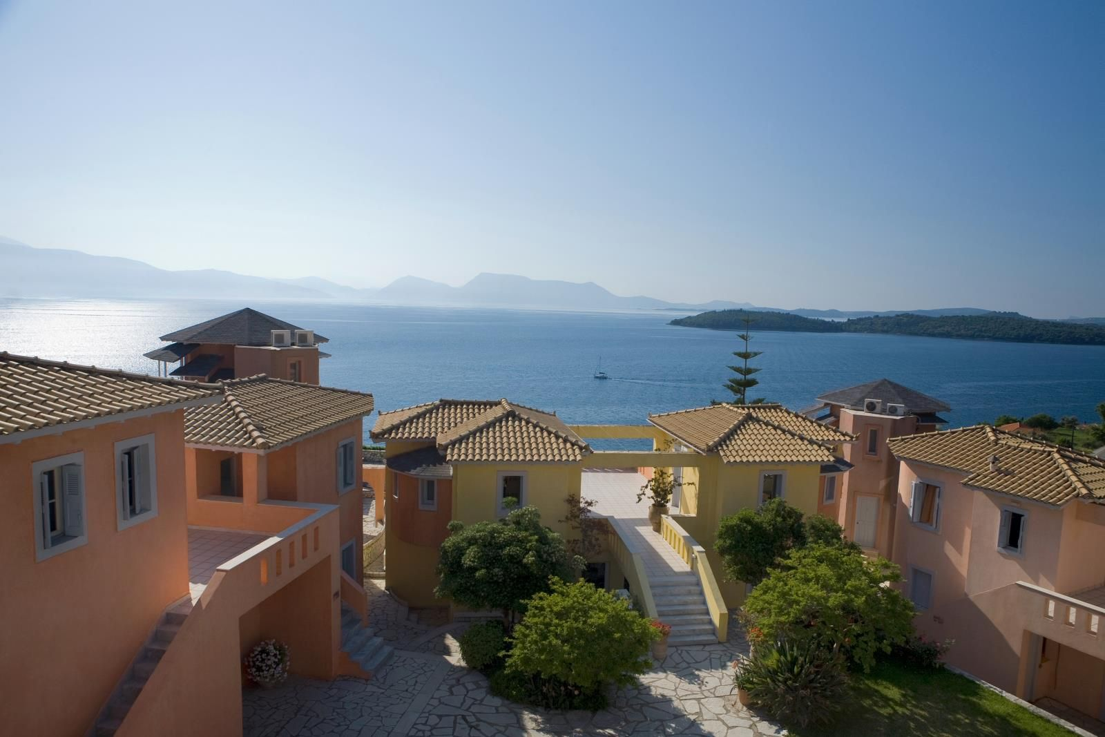 Red Tower Hotel Lefkada