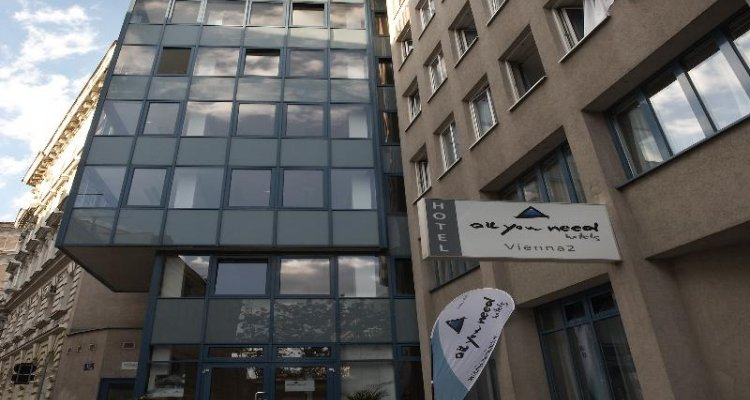 AllYouNeed Hotel Vienna 2