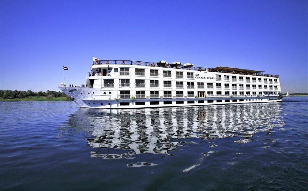 Croaziera pe Nil - Jaz Crown Jewel 5* (8 zile)