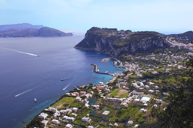 ITALIA si Insula Capri 10 zile