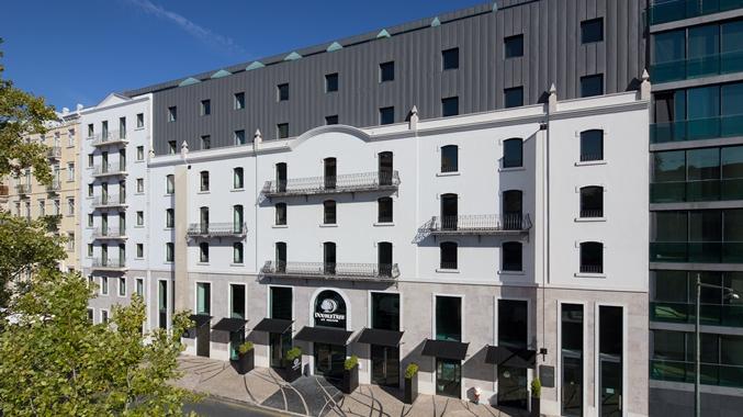 Doubletree By Hilton Hotel Lisbon Fontana Park