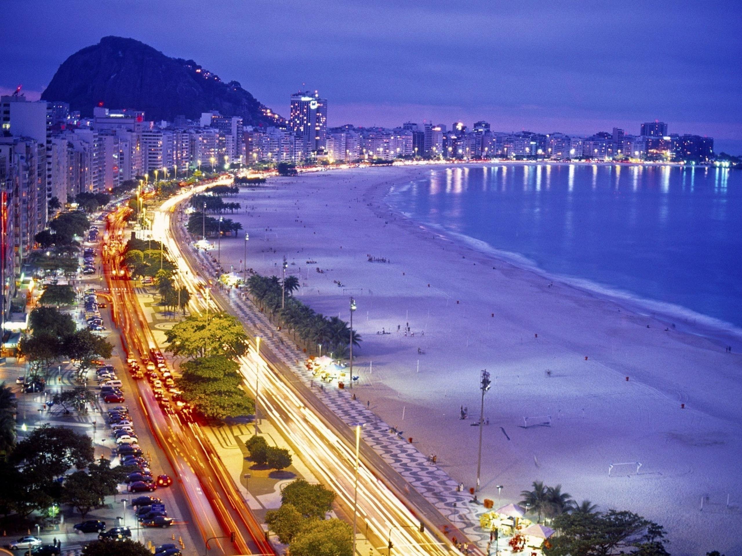 Hotel Augustos Copacabana