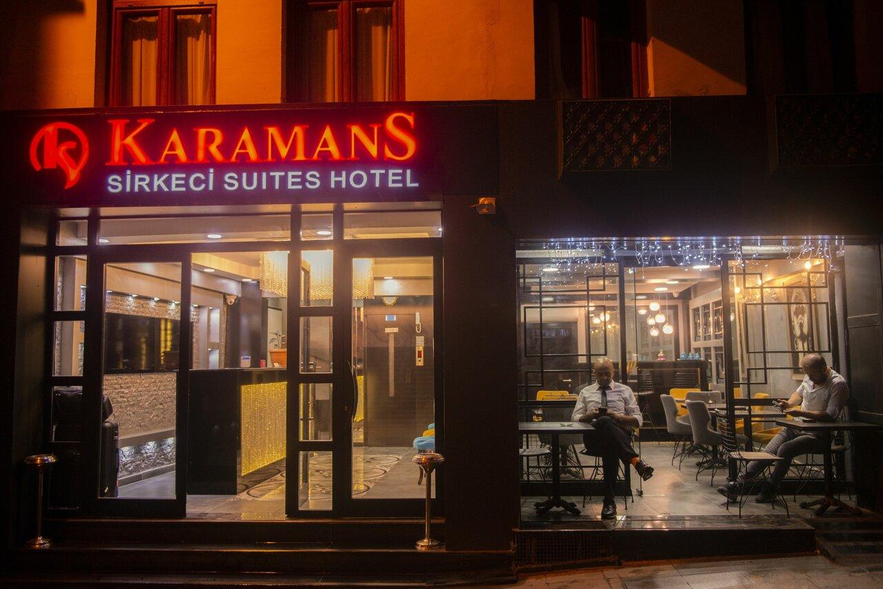 Karamans Sirkeci Suites