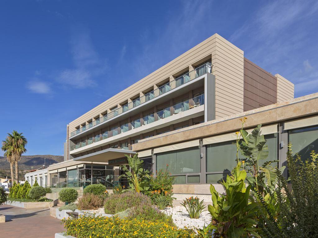 I-RESORT BEACH HOTEL (Ex:AKTIA LOUNGE)