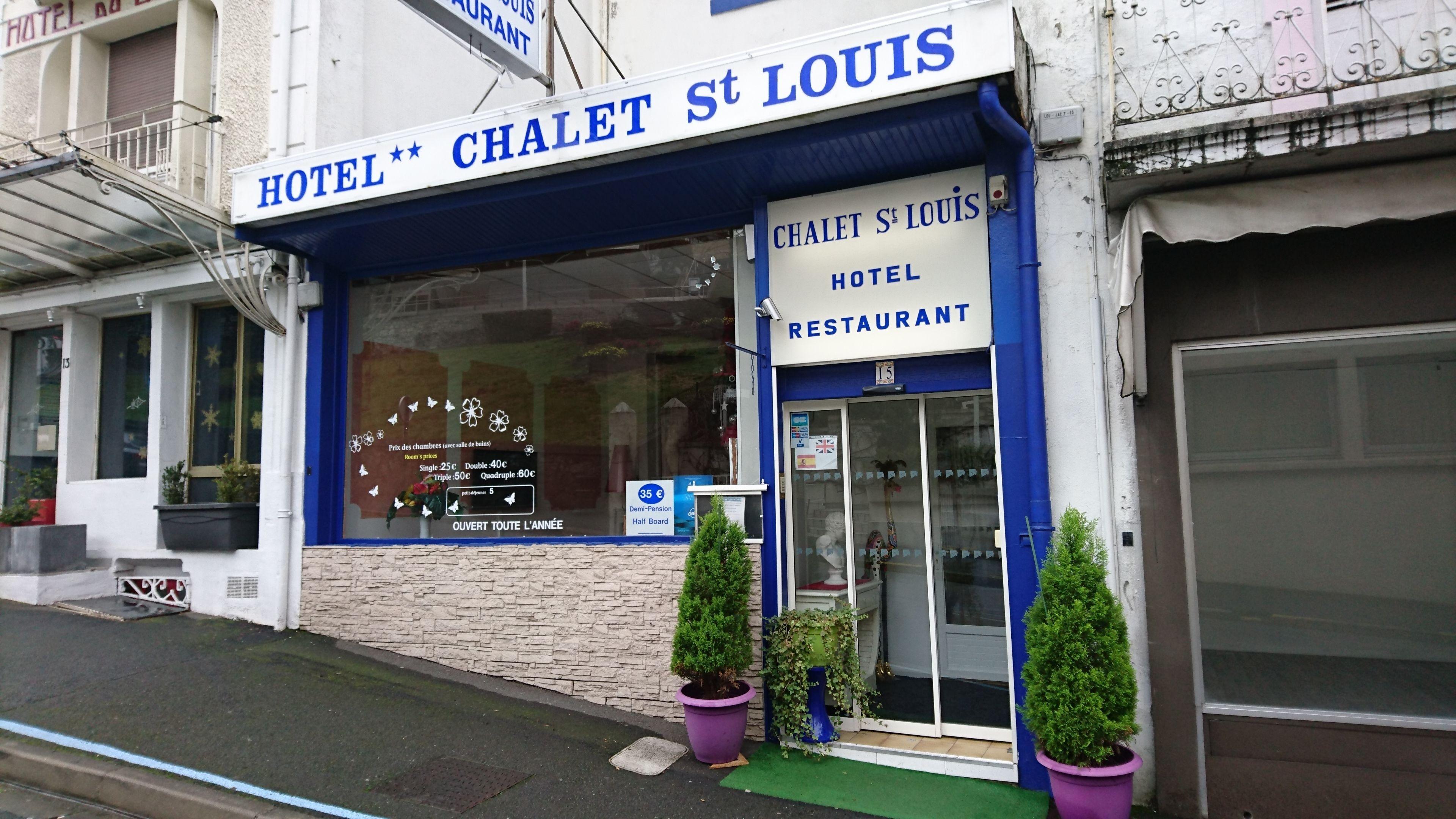 Le Chalet Saint Louis