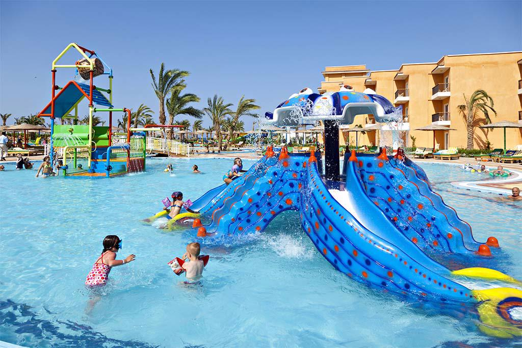 THE THREE CORNERS SUNNY BEACH RESORT - AL AHYAA, HURGADA