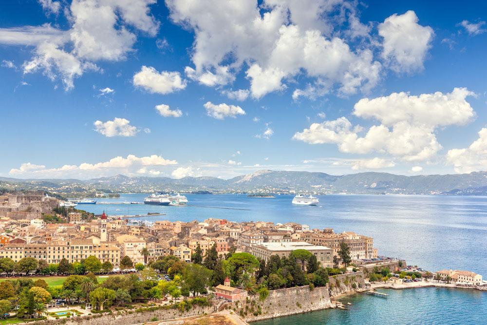 Grecia Circuit si Sejur Corfu