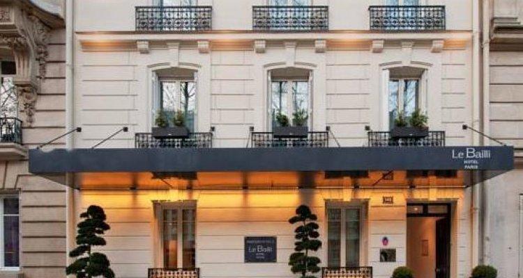 Hotel Bailli de Suffren - Tour Eiffel
