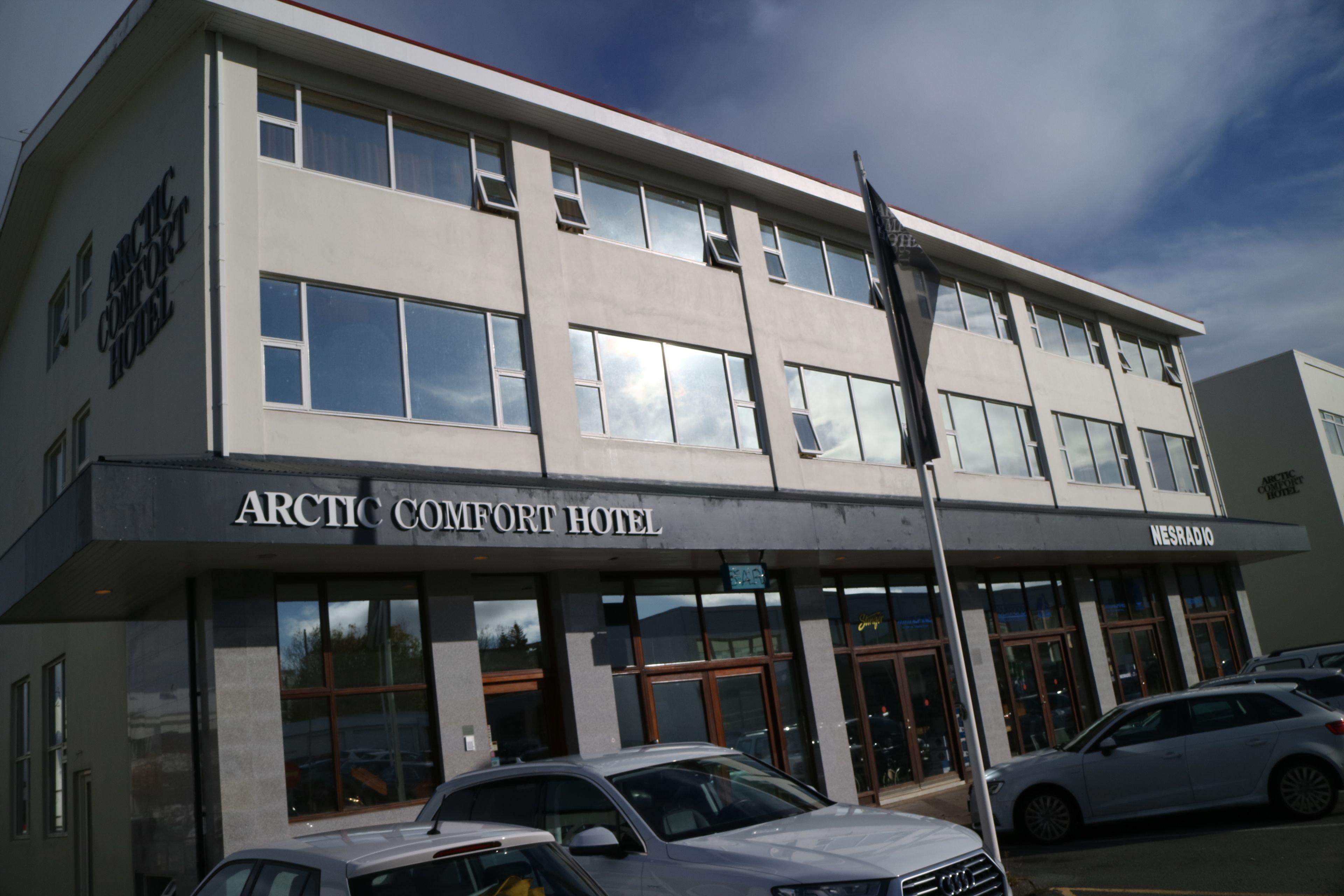 Arctic Comfort Vik