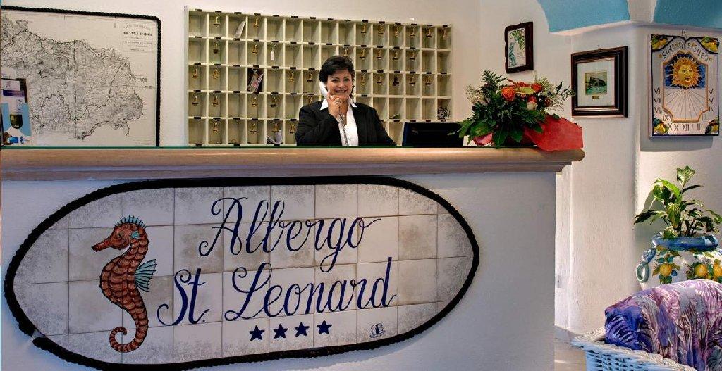 Hotel Terme Blue San Leonard