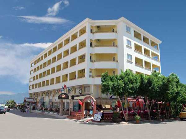MERT SEASIDE HOTEL (EX ARMAR SEASIDE)