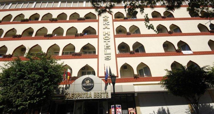 Aslan Kleopatra Beste Hotel