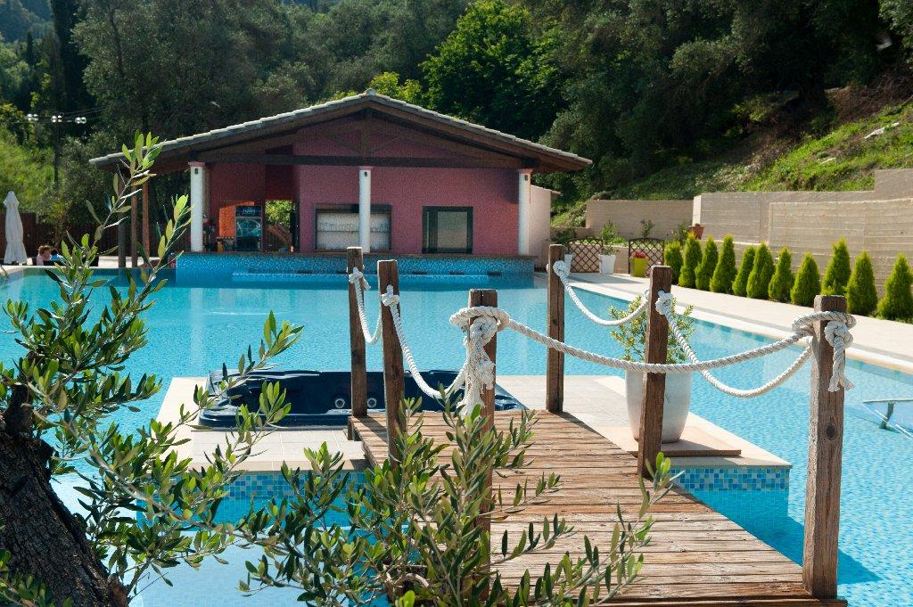 MARINA APARTMENTS HOTEL (Agios Gordios) (C)