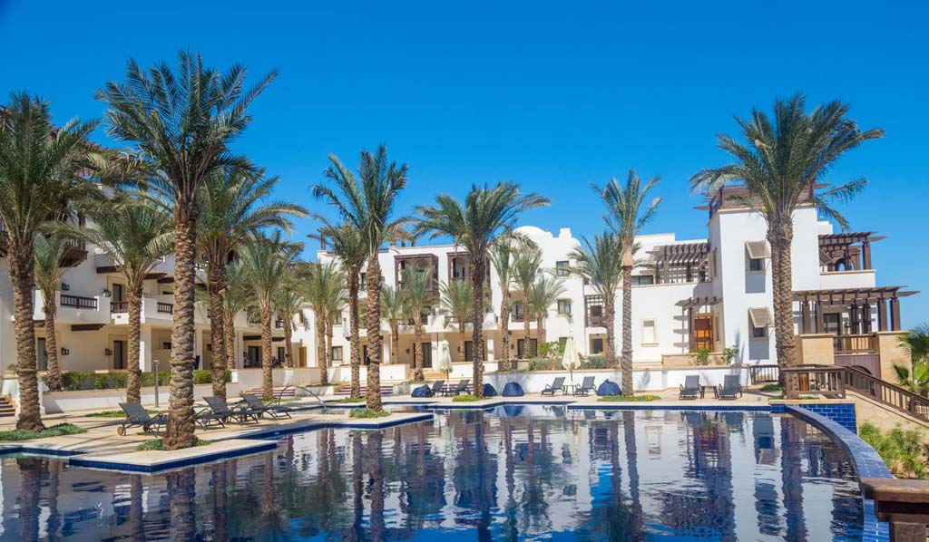 ANCIENT SANDS GOLF RESORT & RESIDENCES - EL GOUNA