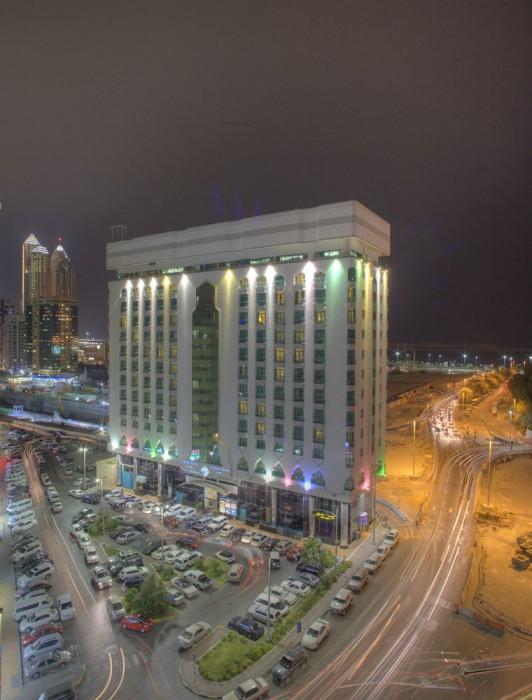 Al Diar Capital Hotel