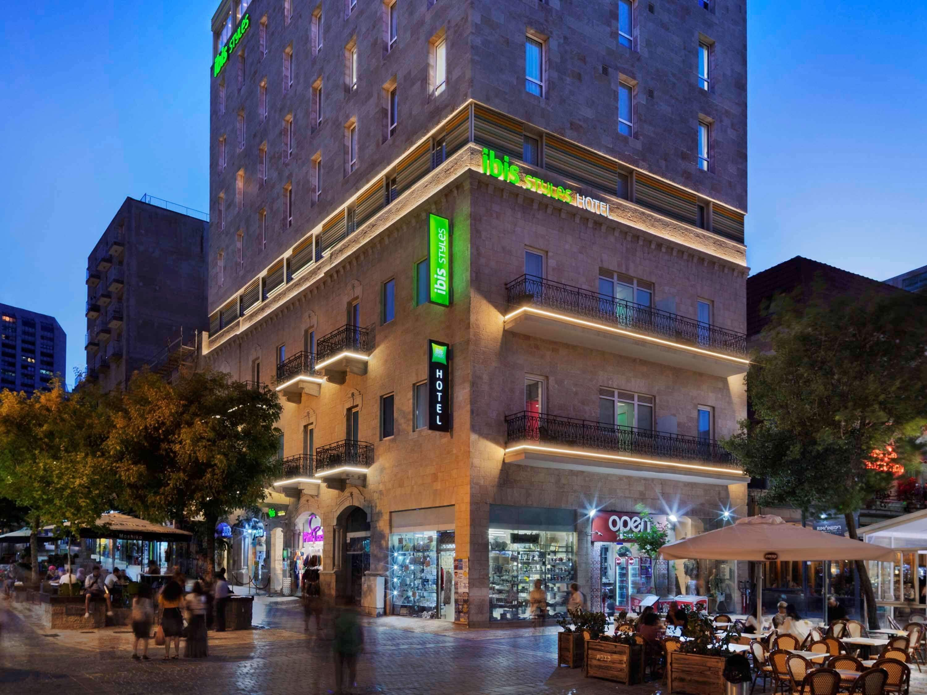 Ibis Styles Jerusalem City Center (opening November 2018)