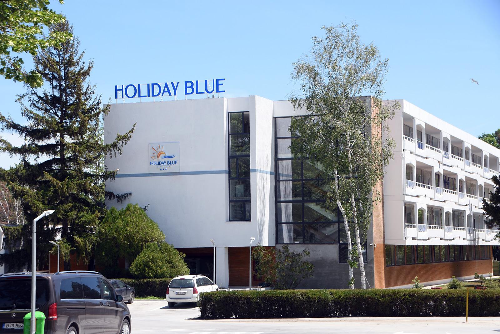 Hotel Holiday Blue