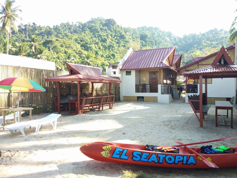 El Seatopia Beach Cottages