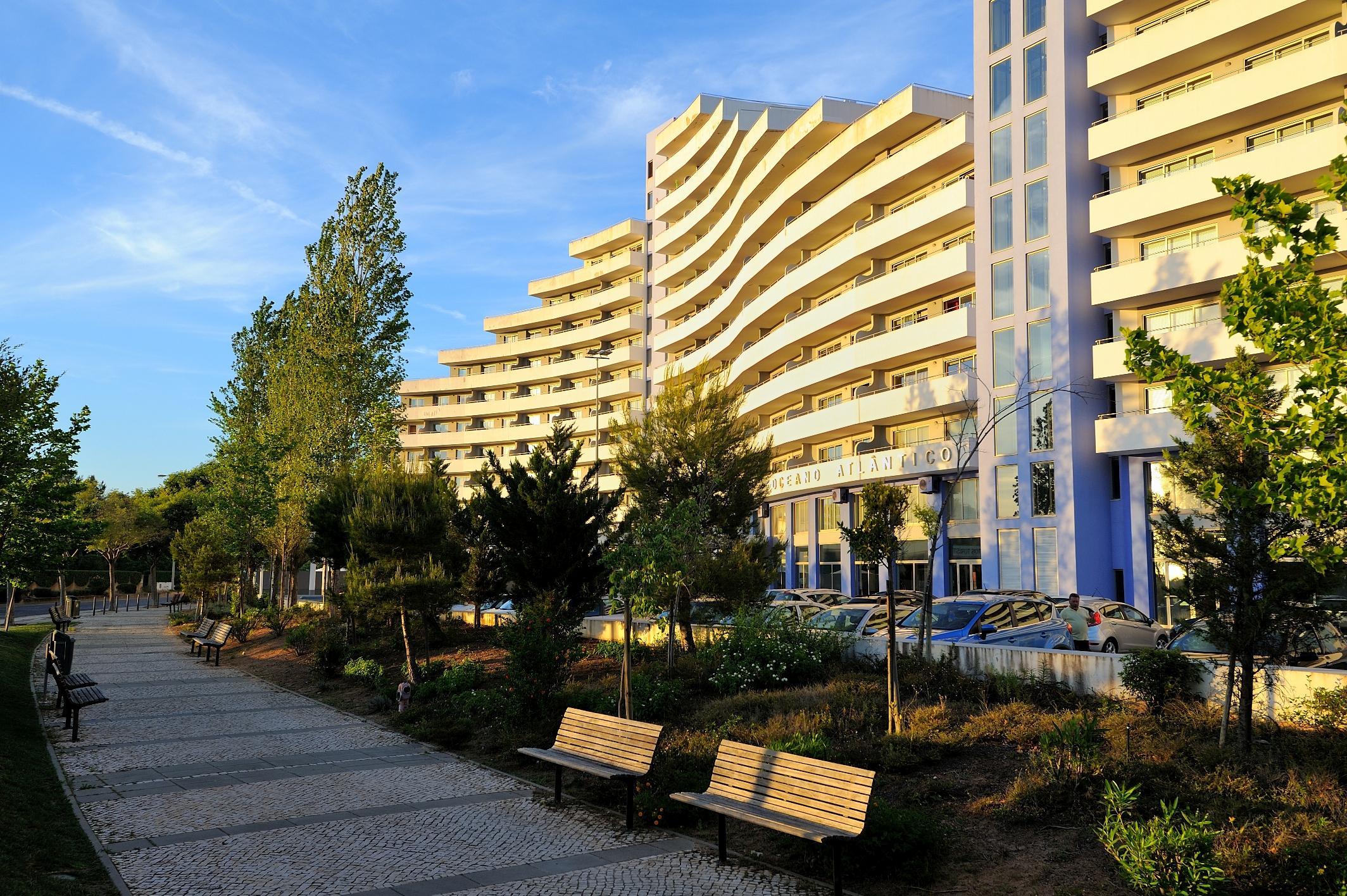 Oceano Atlantico Apartamentos Turisticos