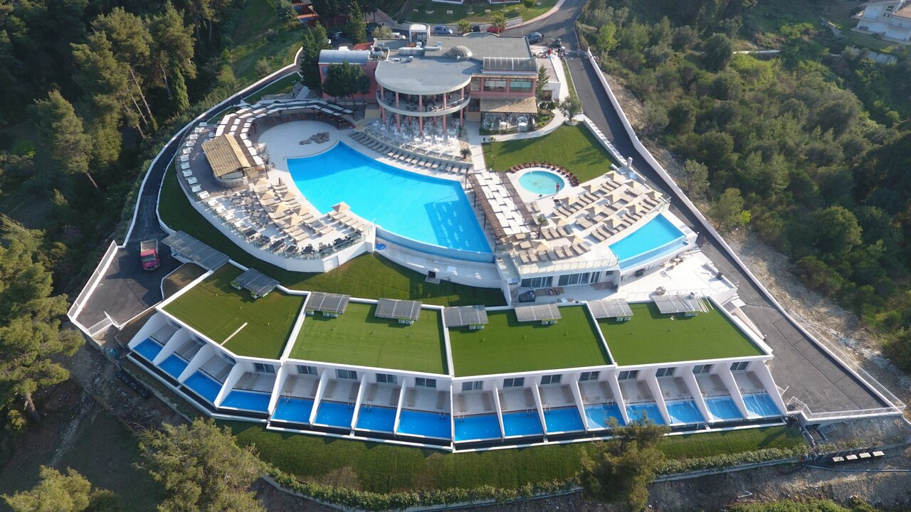 Alia Palace Luxury Hotel And Villas - Adults Only 16+