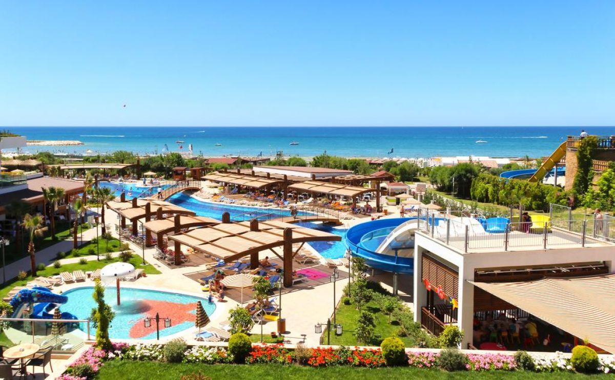 ADALYA OCEAN DELUXE HOTEL