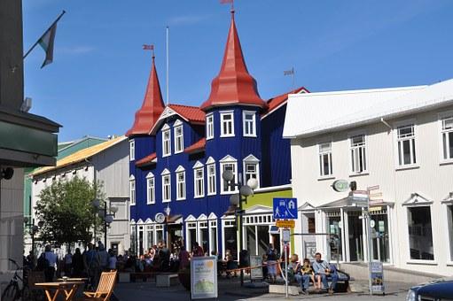 Croaziera in Islanda