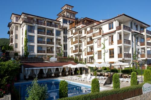 Mars Apartments In Tryavna Beach Complex