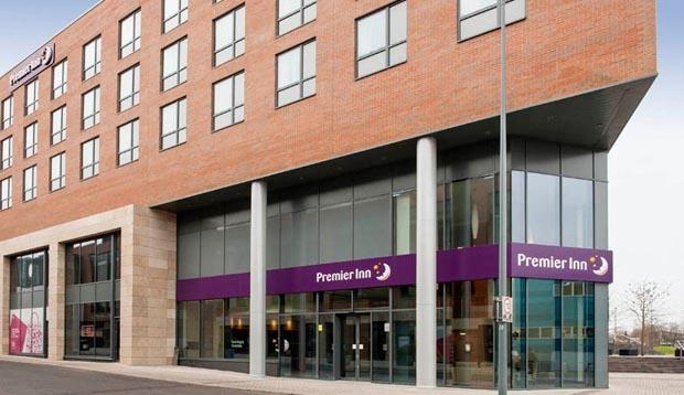 Premier Inn Birmingham South (longbridge)