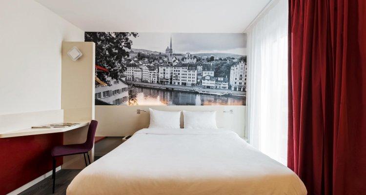 B&B Hotel Zurich East Wallisellen