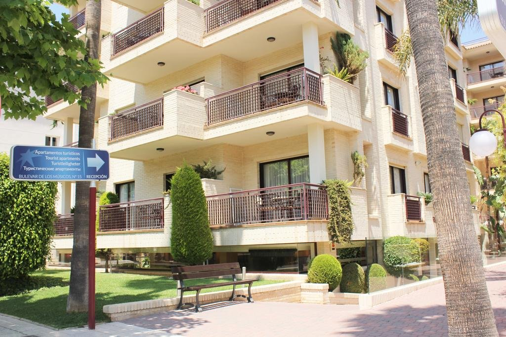 Albir Confort Avenida Apartments 3 keys