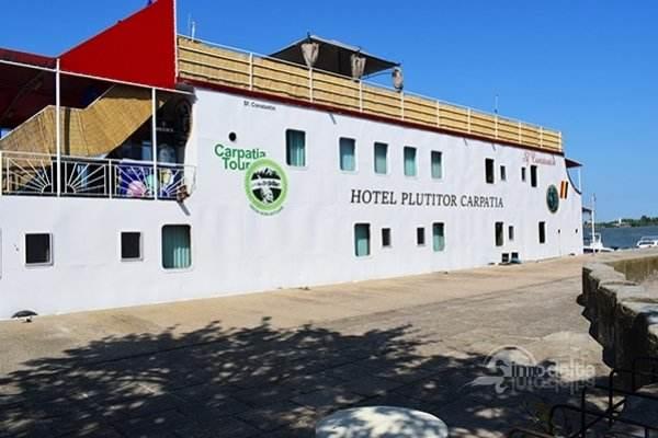 Hotel Plutitor Carpatia Sulina