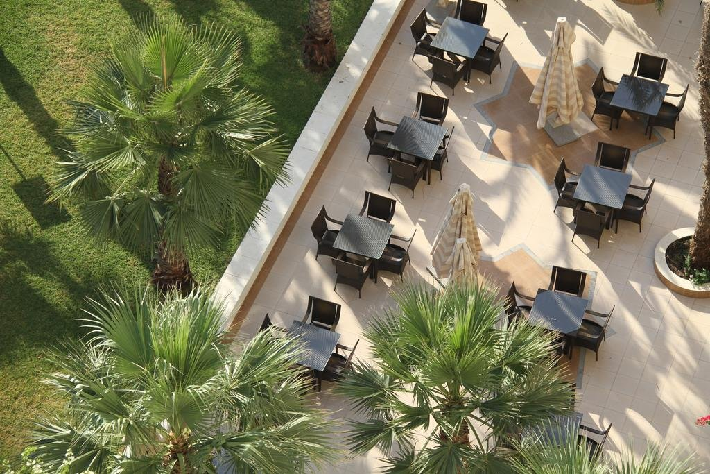 RIADH PALMS RESORT SPA (SENIORI +55 ani) (recomandat 3*+)