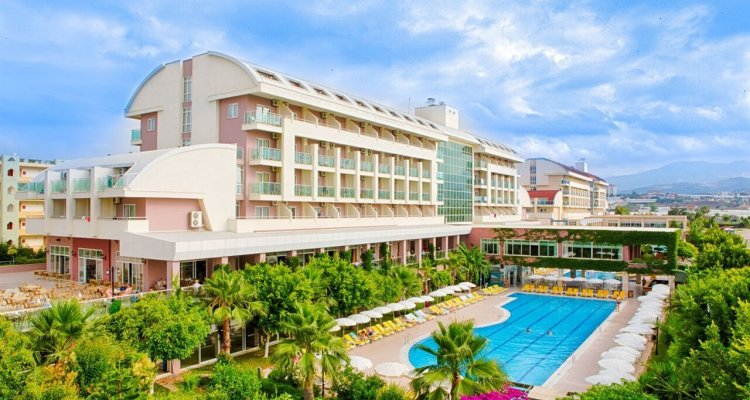 Telatiye Resort Hotel - All Inclusive