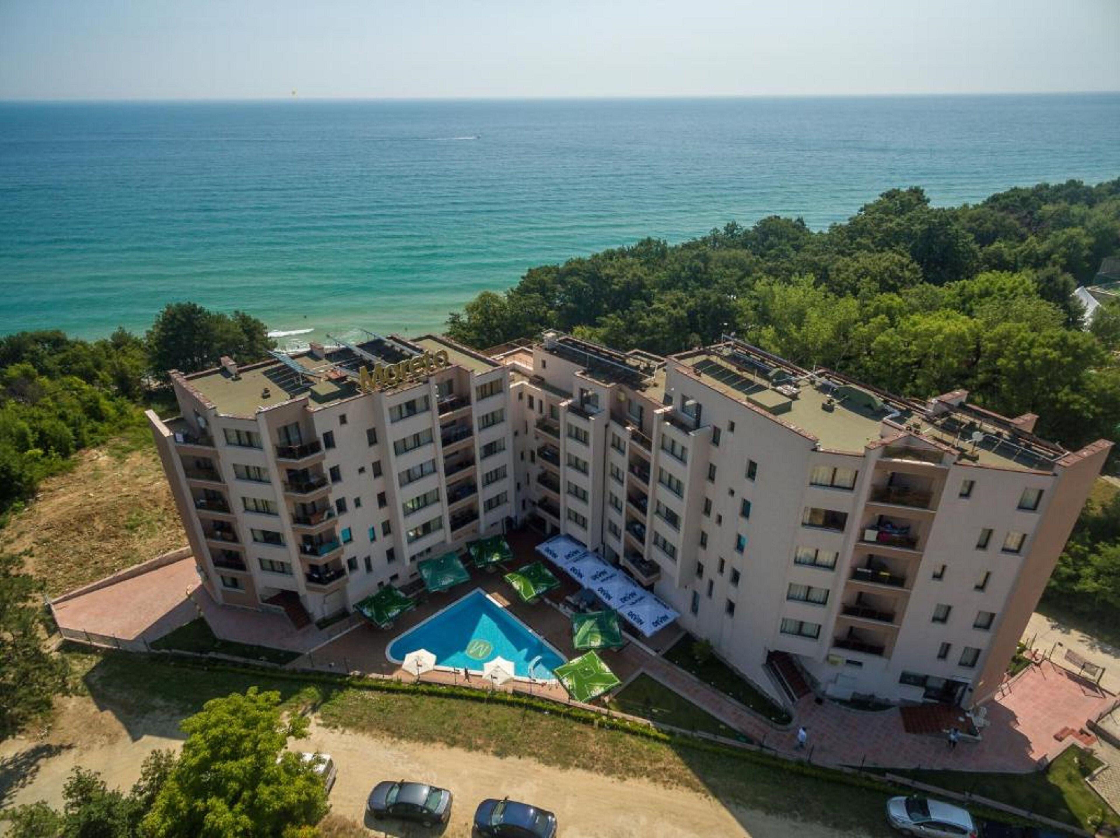 Moreto Aparthotel - Full Board