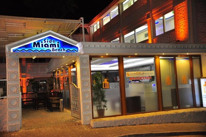 SIDE MIAMI BEACH HOTEL