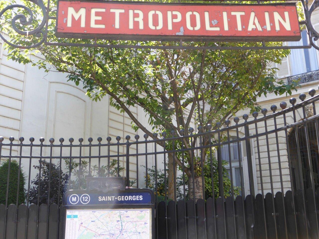 Kyriad Paris 9 Montmartre