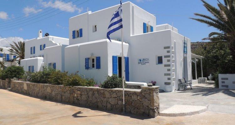 Anemos Studios & Apartments
