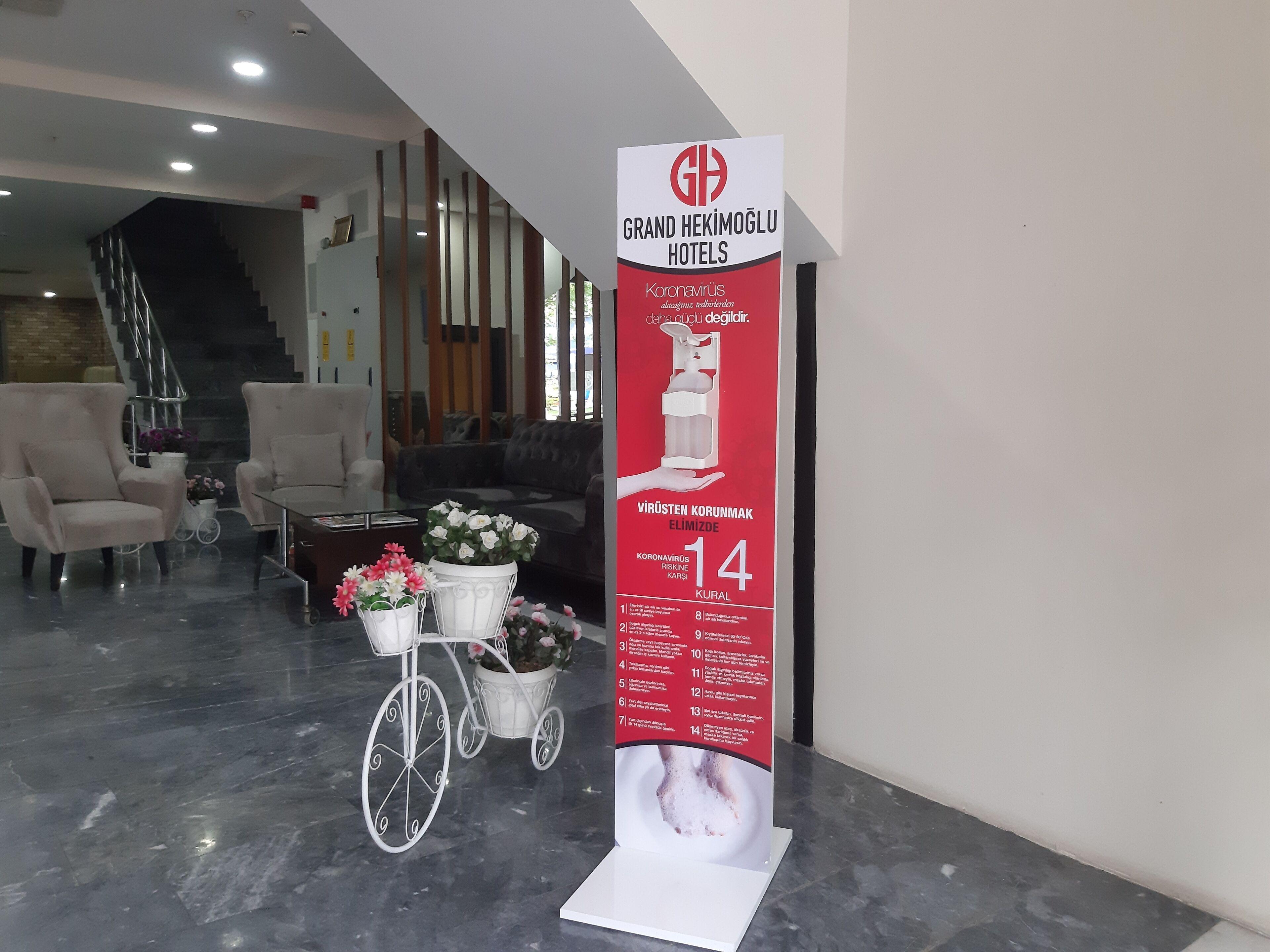 Grand Hekimoglu Hotel