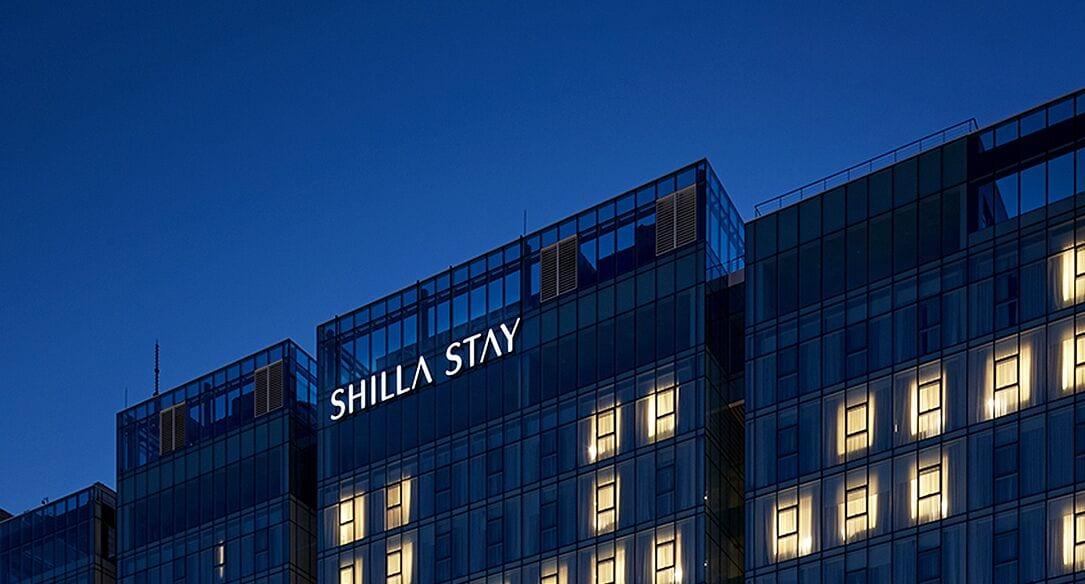 Shilla Stay Yeoksam
