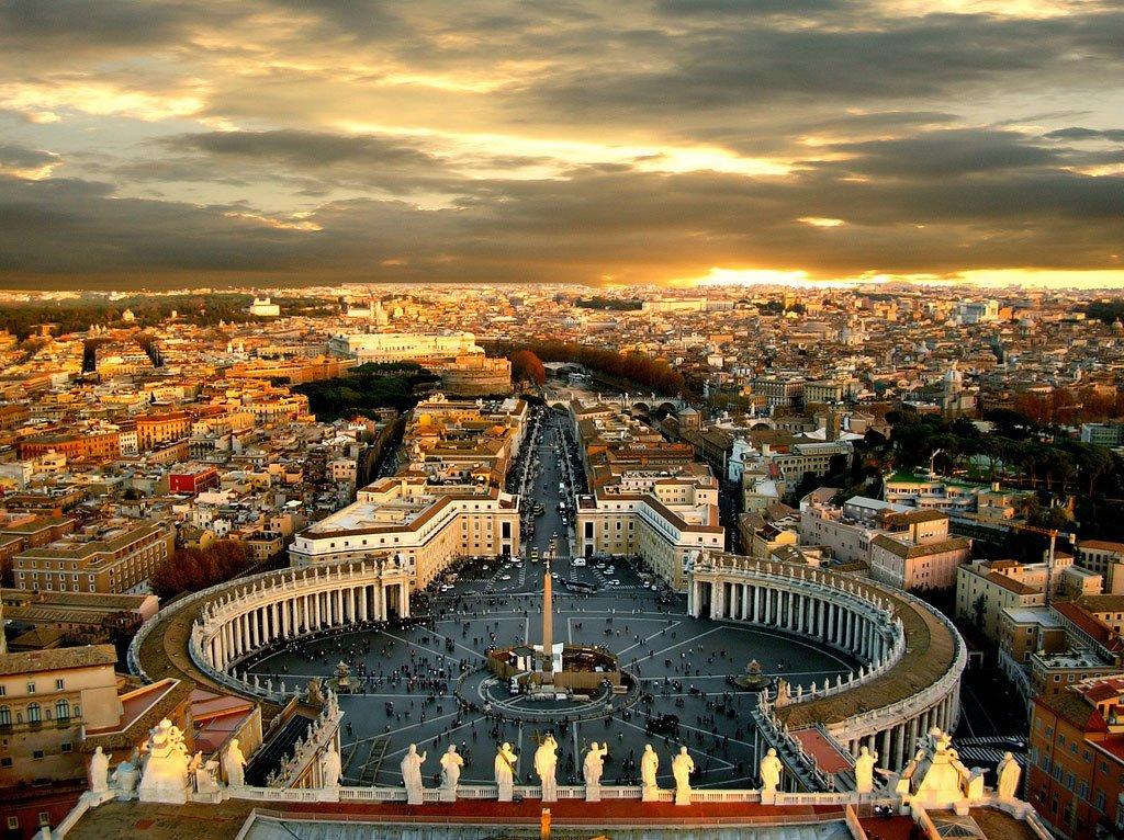 ROMA 2021 - Vacanta de Paste si 1 Mai