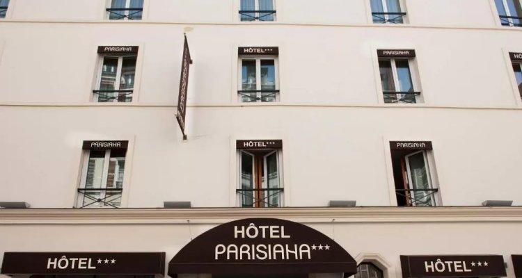 Hotel The Originals Paris Gare de l'Est Parisiana (ex Inter-Hotel)