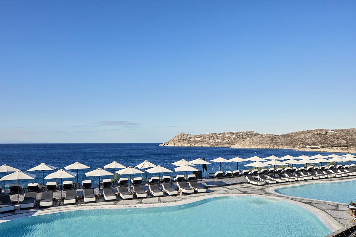 Myconian Imperial  Resort Hotel