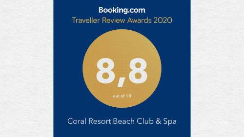 Coral Resort Beach Club And Spa
