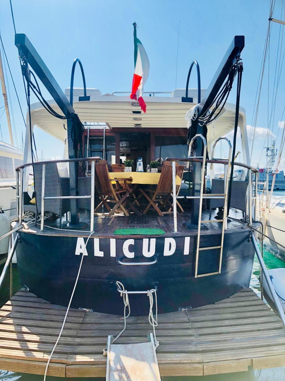 Boat & Breakfast Alicudi